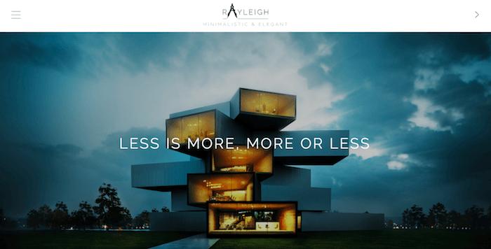Architektur Theme