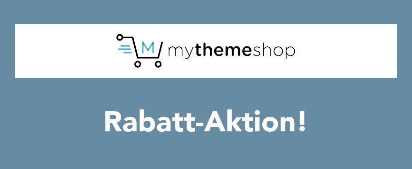 Discount: 6 Jahre MyThemeShop (Themes für 19 USD)