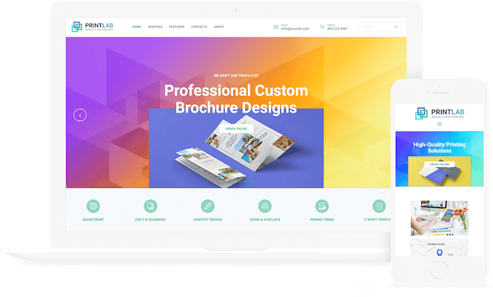 Wordpress Themes Aktion