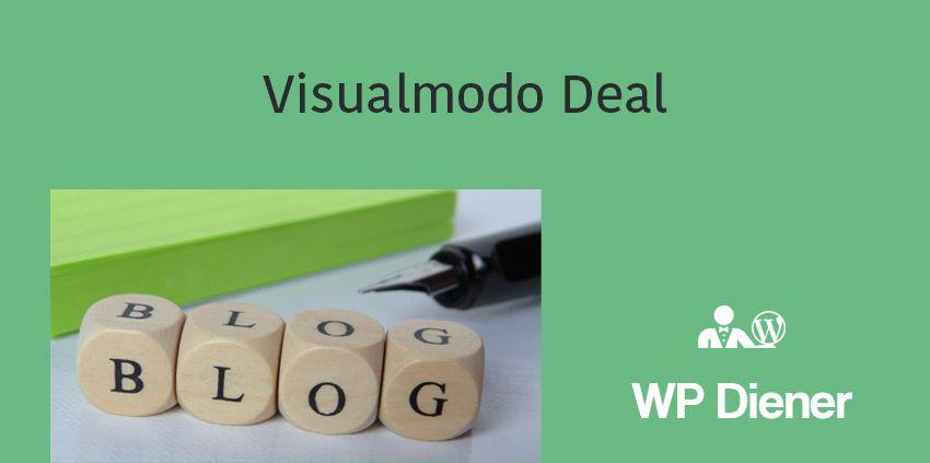 Alle Visualmodo Themes für 39 USD