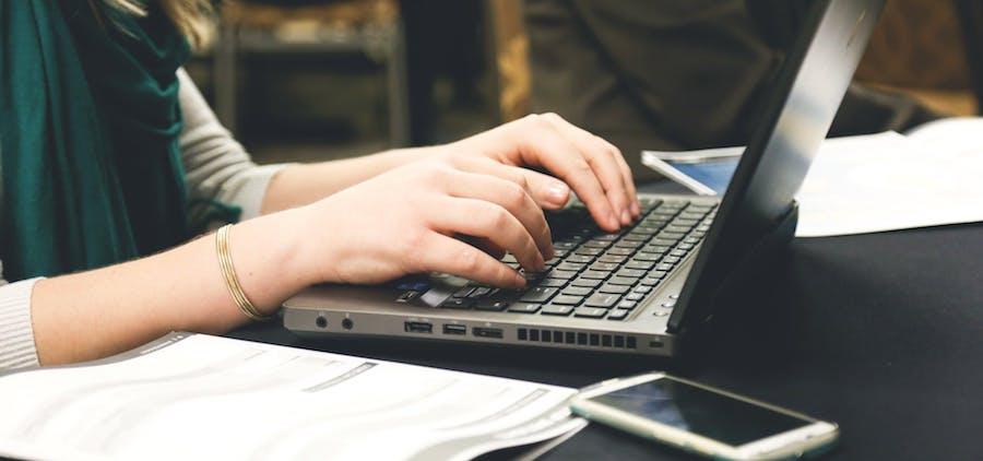 Blogge über ein Thema das du liebst