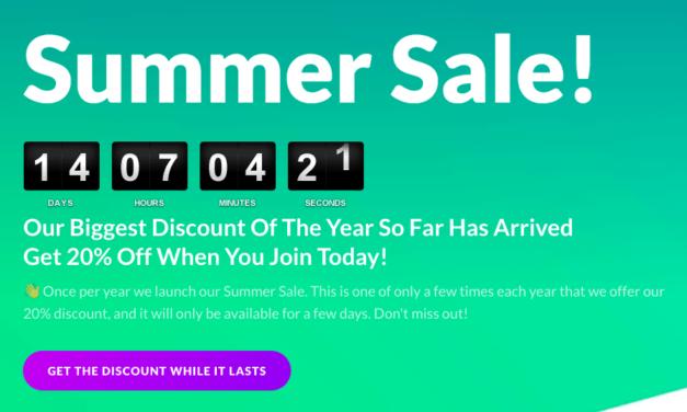 20% Rabatt bei Elegant Themes (Sommeraktion)