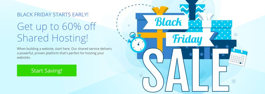 Bluehost Sale